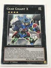Carte Yu-Gi-Oh - JCC - Gear Gigant X - SDGR-FR035 - Neuf - FR