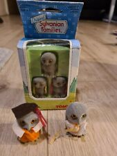 Sylvanian Families  Family Of 5 Owls