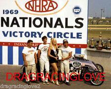 """Mondello & Matsubara"" AA/Fuel Altered ""Winners Circle"" PHOTO!"