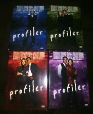 PROFILER COMPLETE SERIES 1 2 3 4  A & E Seasons 1-4 DVD RARE OOP