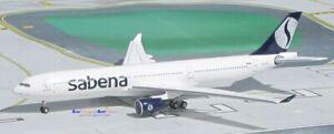 Sabena Airbus A330-322 OO-SFX 1/400 scale diecast Aeroclassics