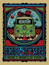 Dead & Company Poster Xl Center Hartford, Ct 11/22/17
