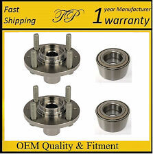 Front Wheel Hub And Bearing Kit fit Scion xA xB 2004 2005 2006 (PAIR)