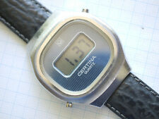 Certina LCD watch collection Cal.Certina Ref. 778 3009 41 RETRO WATCH 36 x40 mm