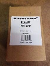 Retro New Kitchen Aid wire whip model K5AWW NOS NIB