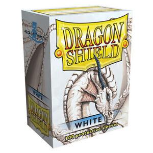Dragon Shield Sleeves: Classic - White (100)