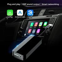 Wireless Carplay Box Stimmenkontrolle für iPhone 5 / über 8 & Android über 4.2
