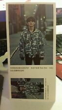 Big bang daesung made Postcard K-pop Kpop
