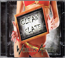 Worlds Apart - Clean Slate, Johnny Lima, Dokken, Heaven's Edge, Firehouse,Europe