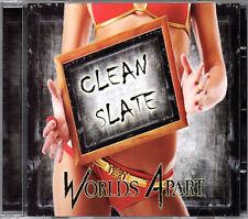Worlds Apart - Clean Slate (2010) Johnny Lima, Dokken, Heaven's Edge, Firehouse