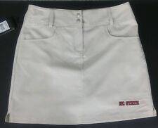 North Carolina State University Adidas Womens Skort Skirt ClimaCool Size 6 NWT