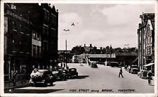 Maidstone. High Street showing Bridge # 4 in RA Series.