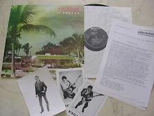 EXCALIBUR 7 Heaven * RARE 2nd Plus LP PROMO-info and PROMO-photos * Selected Sound