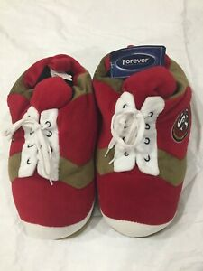 NFL SAN FRANCISCO 49ERS HAPPY FEET AND COMFY FEET [XTRA LARGE]