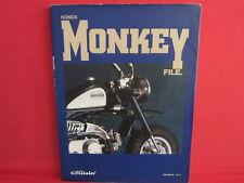 Honda Monkey File #1: Fan Data Book
