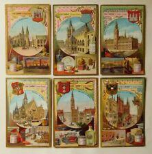 Liebig-Serie 338/487 Rathaus (deutsch)