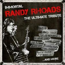Immortal Randy Rhoads - The Ultimate Tribute - Various (NEW CD+DVD)