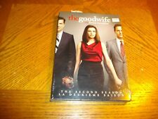 The Good Wife: The Second Season (DVD, 2011, Canadian)