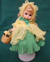 "VINTAGE MADAME ALEXANDER 8"" DOLL DAFFY DOWN DILLY #429 W/HANGTAG & ORIGINAL BOX"