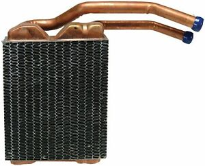 APDI 9010103 HVAC HEATER CORE For 78-82 Chevrolet Corvette