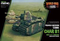 MENG WWT-002 Assembled educational toys American M4A1 Sherman medium tank