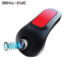 Car Dash Cam with Wifi APP Support IOS & Android 170 Degree Super Wide Angle