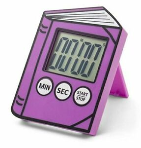 Reading Timer Purple by If USA 64021