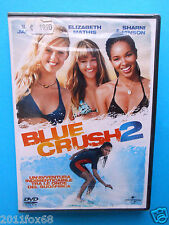 blue crush 2 sasha jackson elizabeth mathis sharni vinson dvds sealed nuovo gq f