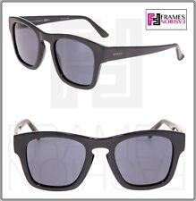 GUCCI 3791 Black Square RX Chunky Eyeglasses Optical Frame 49mm GG3791 Unisex