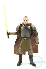 Star Wars 30th Anniversary #13 Force UNleashed Rahm Kota Jedi Loose Complete