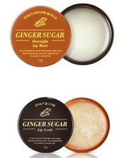 [ARITAUM] Ginger Sugar Overnight Lip Mask 25g / Lip scrub 12g Korean Cosmetics