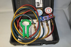 Mastercool 89660 Professional R134a Manifold Gauge Set