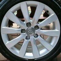 "1x Original Audi A4 8K B8/8K0601025C Alufelge 8J x 17 "" Zoll ET47 / Ohne Reifen/"