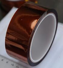 High temperature heat resistant polyimide (Kapton) tape 40mm x 33m (100ft)