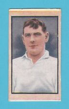 FOOTBALL - SPORT & ADVENTURE - FOOTBALLER CARD -  McCALL  OF  PRESTON  -  1922