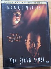 The Sixth Sense with Bruce Willis - Dvd (New/Unopened)
