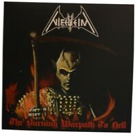 "NIFELHEIM - The Burning Warpath To Hell - 2-Track-Vinyl-7""-Single - 166314"