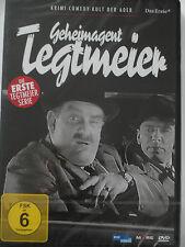 Geheimagent Tegtmeier - Komplette Serie - Jürgen Manger, Krimi Comedy, Engelke