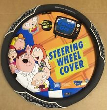 NEW Old Stock NOS Family Guy Licensed Car Steering Wheel Cover Stewie Griffin