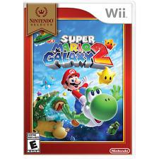 Super Mario Galaxy 2 - Nintendo Selects (Wii, 2010)