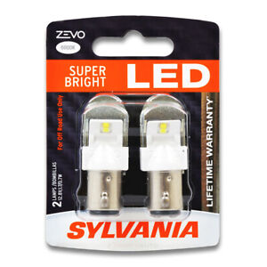 Sylvania ZEVO Rear Turn Signal Light Bulb for Oldsmobile Delta 88 Custom np