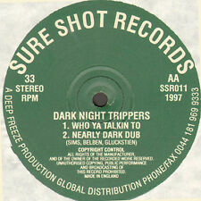 DARK NIGHT TRIPPERS - In The Daylight - sure shot