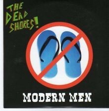 (BC169) The Dead Shores!, Modern Men - 2009 CD