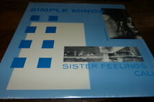 "SIMPLE MINDS - Vinyle Maxi 45 tours / 12"" !!! SISTER FEELINGS CALL !!! VEP311 !!"