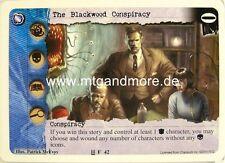 Call of Cthulhu LCG - 2x The Blackwood Conspiracy  #042