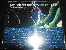 My Friend The Chocolate Cake – Lighthouse Keeper 5 Track CD EP Single
