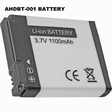 Battery AHDBT-001 Replacement for GOPRO HD Hero Hero2 Camera Helmet Surf Naked