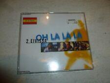 ALEXIA - Uh La La La - Deleted 1998 UK 6-track CD Single