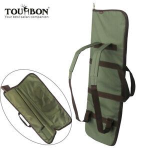 Tourbon Hunting Shotgun Backpack Slip Takedown SxS Over Under Barrel Bag Storage