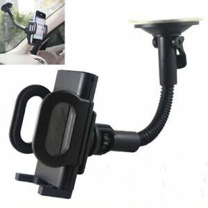 Car Swivel Air Frame Vent Holder + Phone In Car Windscreen Suction Mount Holder